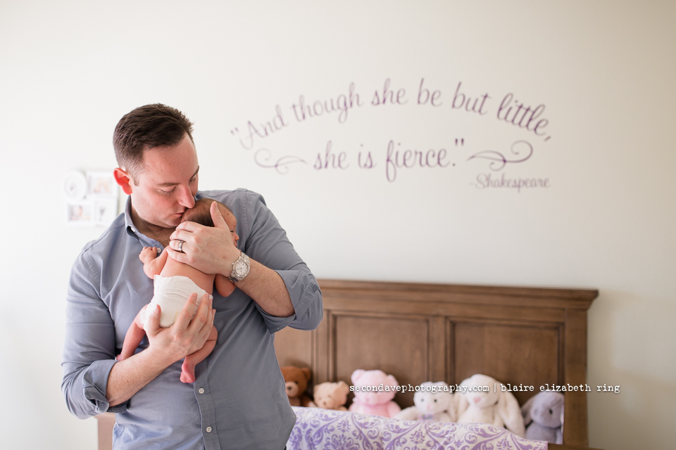 Blaire is a Northern Virginia newborn photographer serving the surrounding Washington DC metro area, specializing in in-home sessions.