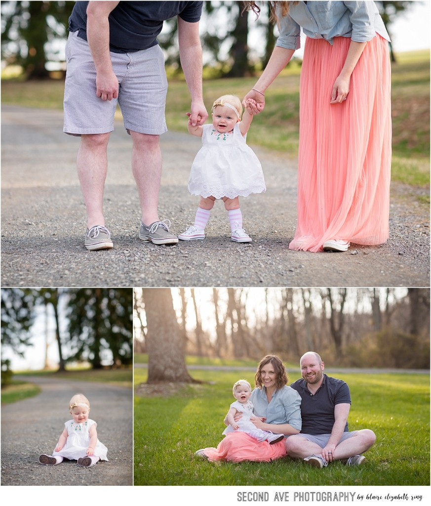 I was so happy to be able to offer a FREE Preemie Prints session to this family as a Northern Virginia volunteer NICU graduate photographer.